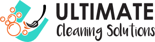 Ultimate Cleaning Solutions Logo and Home Page